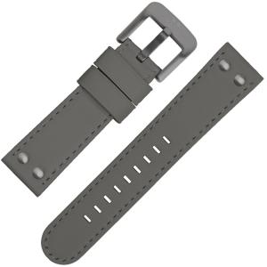 TW Steel Horlogebandje TWA961 Grijs 24mm