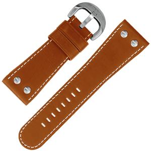 TW Steel Horlogebandje TW13 - Bruin 30mm