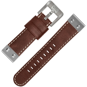TW Steel Horlogebandje CS25 Bruin 22mm