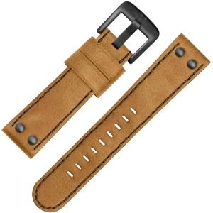 TW Steel Horlogebandje CS42, CS44 Bruin 24mm