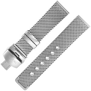 TW Steel Horlogebandje MB3, MB5, MB13, MB15 Gepolijst Staal Mesh (Milanese) 22mm