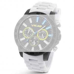 TW Steel VR116 Valentino Rossi VR|46 Horlogebandje - Wit Rubber 22mm