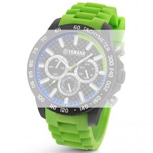 TW Steel Y118 Yamaha Factory Racing Horlogebandje - Groen Rubber 22mm