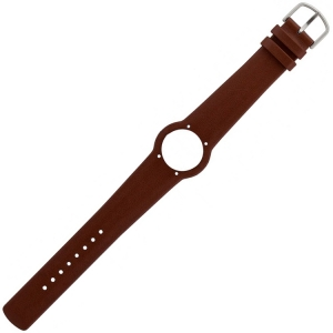 Arne Jacobsen Horlogeband voor Bankers, City Hall, Roman & Station Watch - Praline