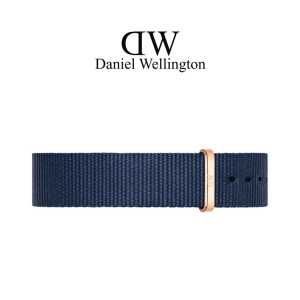 Daniel Wellington 18mm Classic Bayswater NATO Horlogebandje Rose Gesp