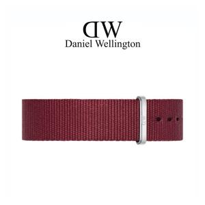 Daniel Wellington 20mm Classic Roselyn NATO Horlogebandje Stalen Gesp
