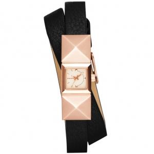 Diesel DZ5519 Horlogeband Zwart Leer