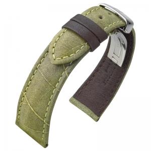 Hirsch Wine Horlogeband Echt Bio Wijnblad - Diervrije Limited Edition