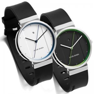 Jacob Jensen horlogeband 770, 777 rubber 19mm