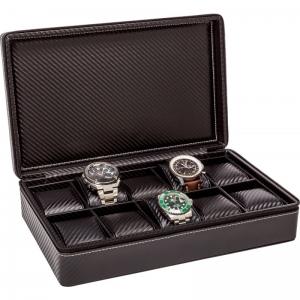 La Royale Valigia Carbon Horlogekoffer - 10 horloges
