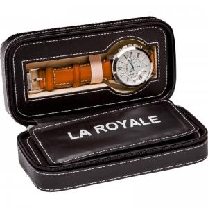 La Royale Viaggio Horloge Reisetui - 2 horloges