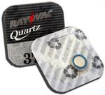Rayovac 379 Horlogebatterij / SR521SW Zilver-Oxide 1,55V