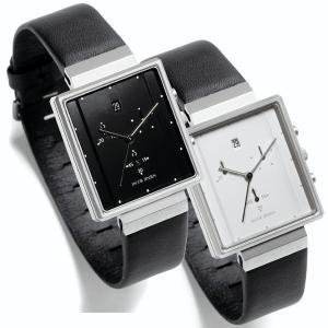Jacob Jensen horlogeband 805 en 806 leder 19mm