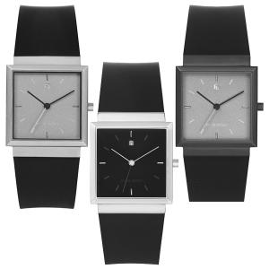 Jacob Jensen horlogeband 120, 121, 122, 123 rubber 23mm