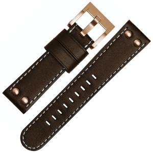 TW Steel Horlogebandje CE1017, CE1018, CE1019, CE1020 - Bruin 22mm