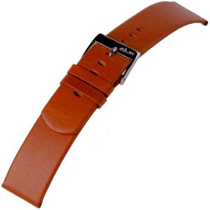 a.b.art Horlogeband serie D DL E EL ES Bruin 21, 26 en 30 mm