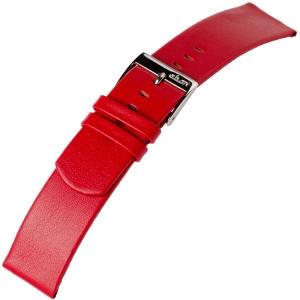 a.b.art Horlogeband serie D DL E EL ES Rood 21, 26 en 30 mm