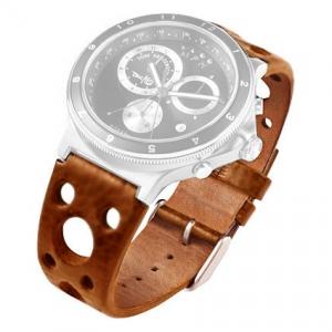 Rosendahl Tom Kristensen MPH Watch Horlogeband Cognac Leer