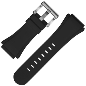TW Steel Horlogebandje CE5009 Zwart Rubber 32mm