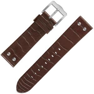 TW Steel Slim Line Horlogebandje Bruin TWA1310 - 22mm
