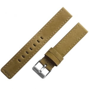 OOZOO Horlogebandje Zand Leer