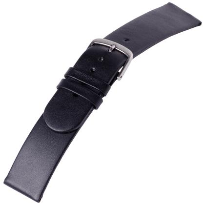 a.b.art Horlogeband serie K/KL/KLD Zwart 18 en 20 mm