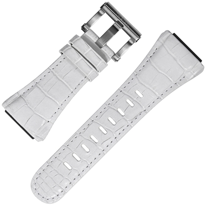TW Steel Horlogebandje CE4015 Wit 30mm